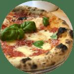 PIZZA MARGHERITA Angelo Restaurante 6 Sierpnia w Łodzi najlepsza restauracja włoska