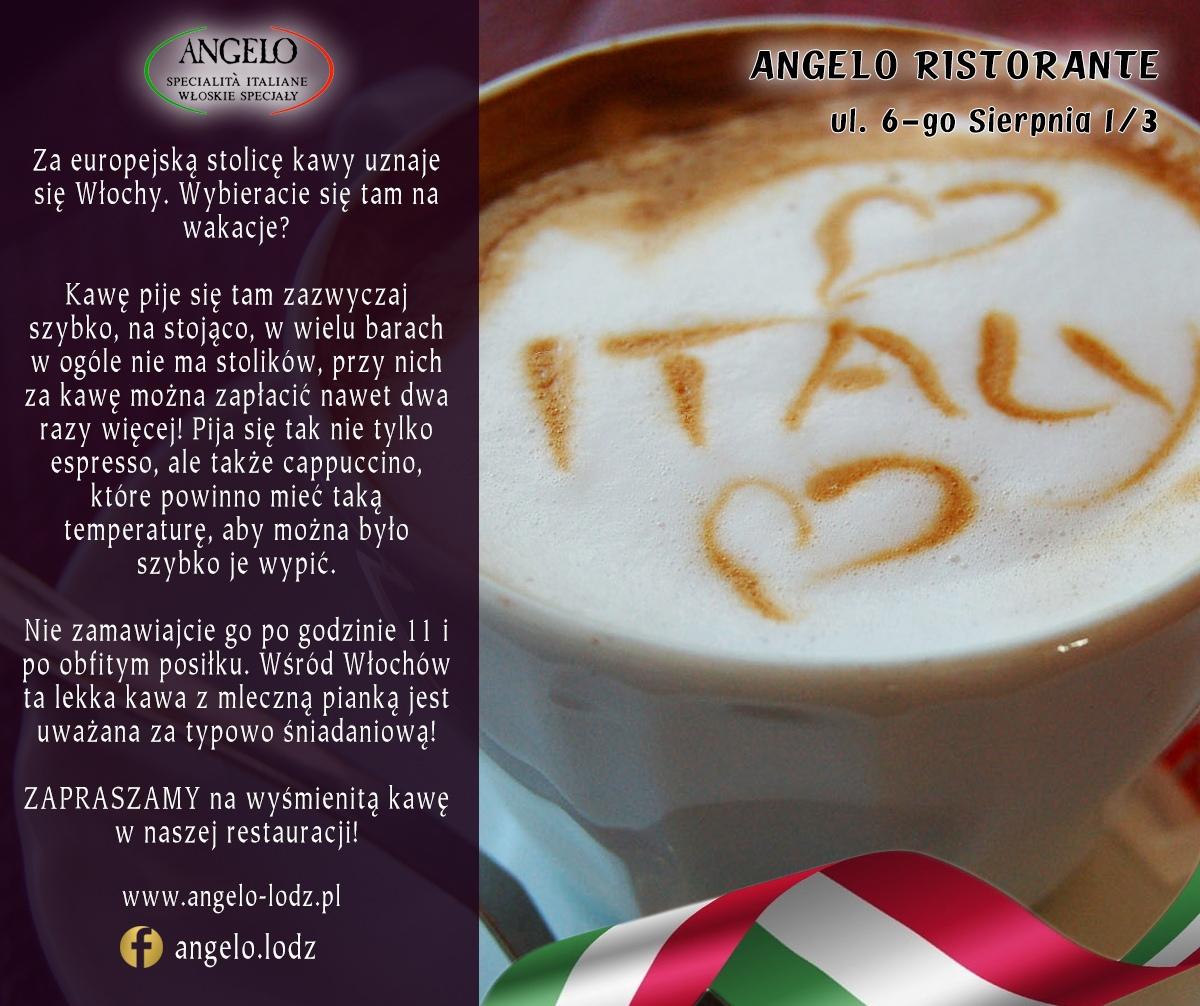 Angelo restauracja najlepsza w łodzi włoska restauracja pizza owoce morza łodź 6-go Sierpnia Woonerf